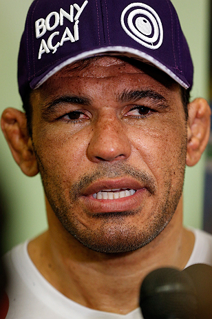 "UFC havyweight ""Minotauro"" Nogueira"