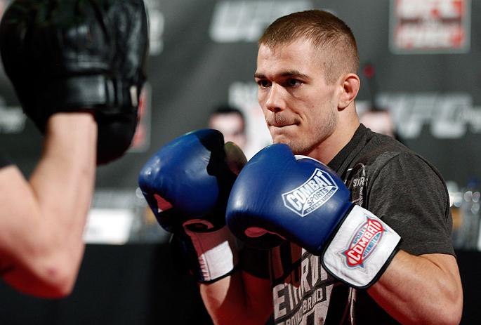 UFC bantamweight Michael McDonald