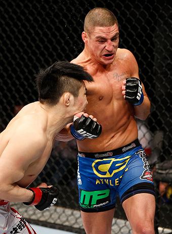 UFC lightweight Diego Sanchez