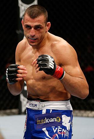 UFC lightweight George Sotiropoulos