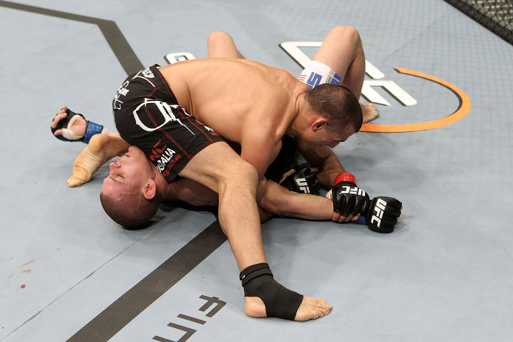 UFC 123: Lauzon vs. Sotiropolous