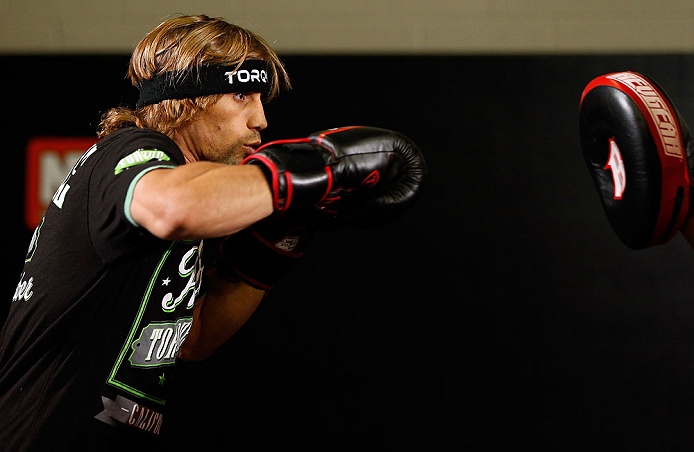 Urijah Faber: Ready for the War at Home