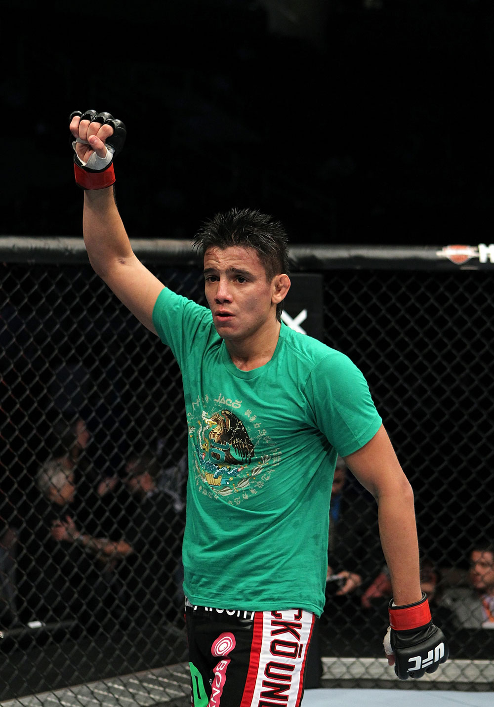 UFC bantamweight Miguel Angel Torres