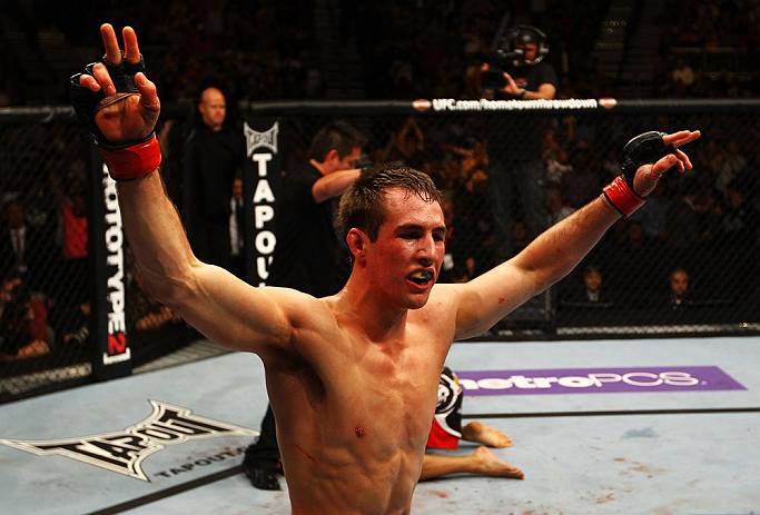 UFC welterweight Rory MacDonald