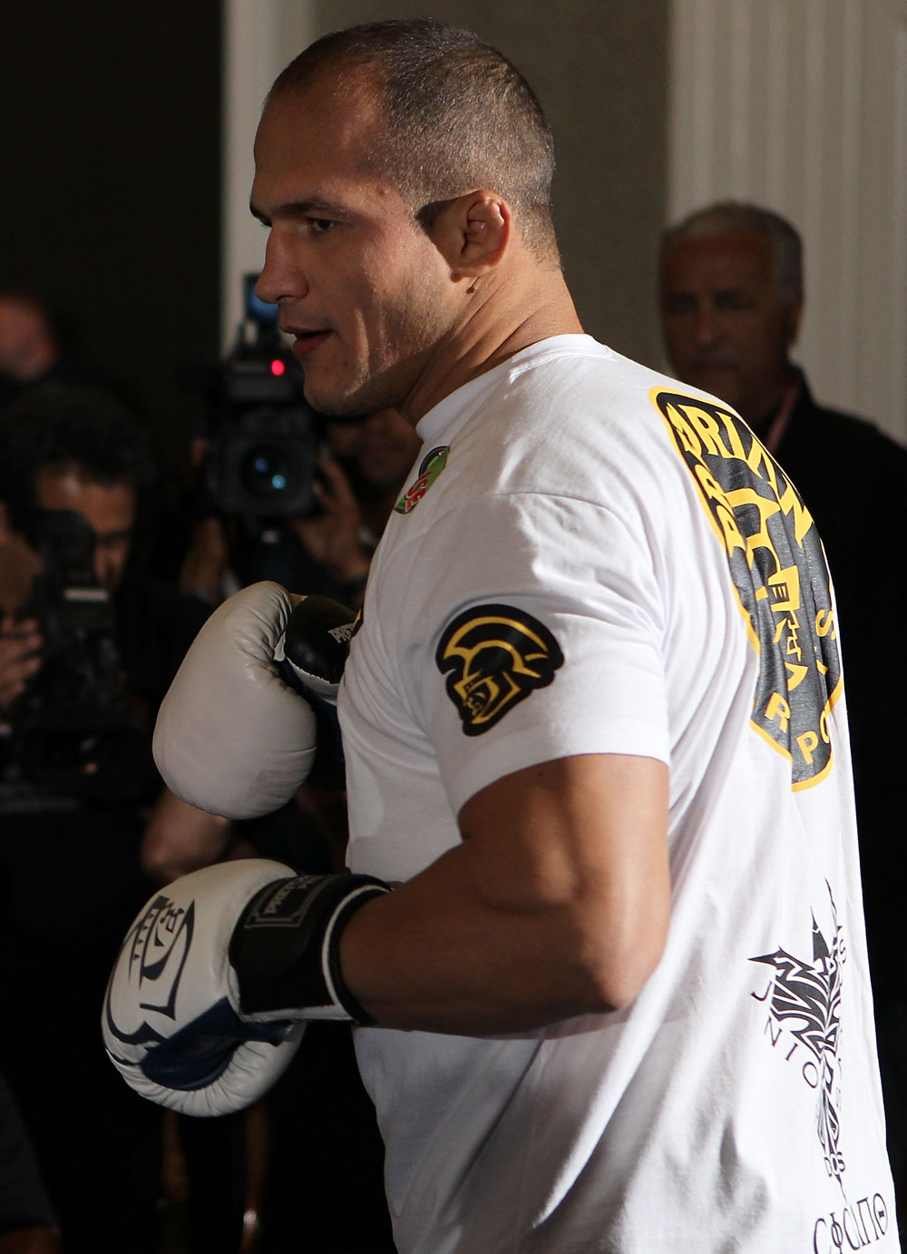 UFC heavyweight champion Junior dos Santos