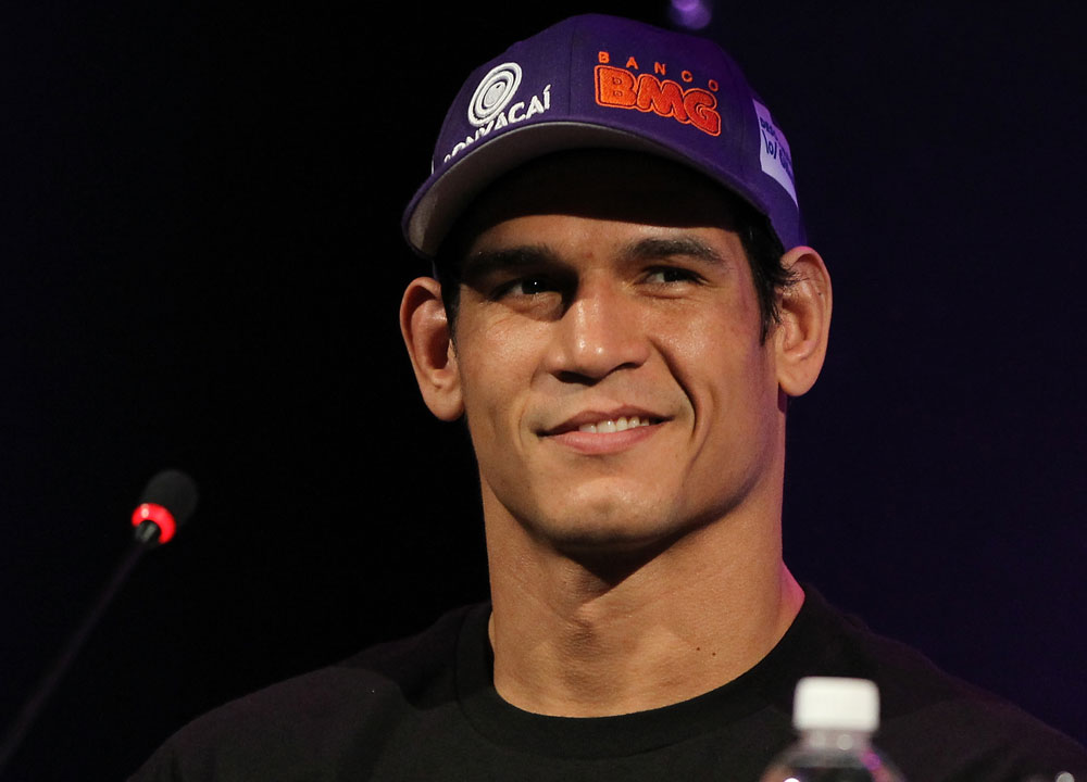 TUF Brazil finalist Cezar &quot;Mutante&quot; Ferreira