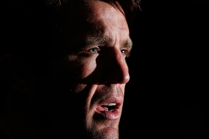 UFC light heavyweight Chael Sonnen