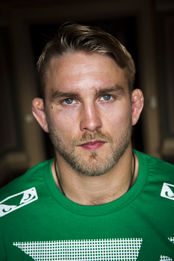 UFC light heavyweight contender Alexander Gustafsson