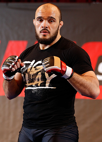 UFC light heavyweight Ilir Latifi