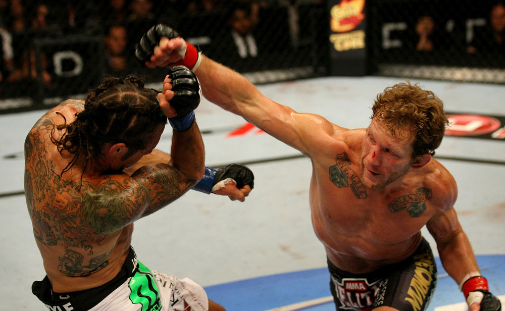 UFC lightweight Gray Maynard