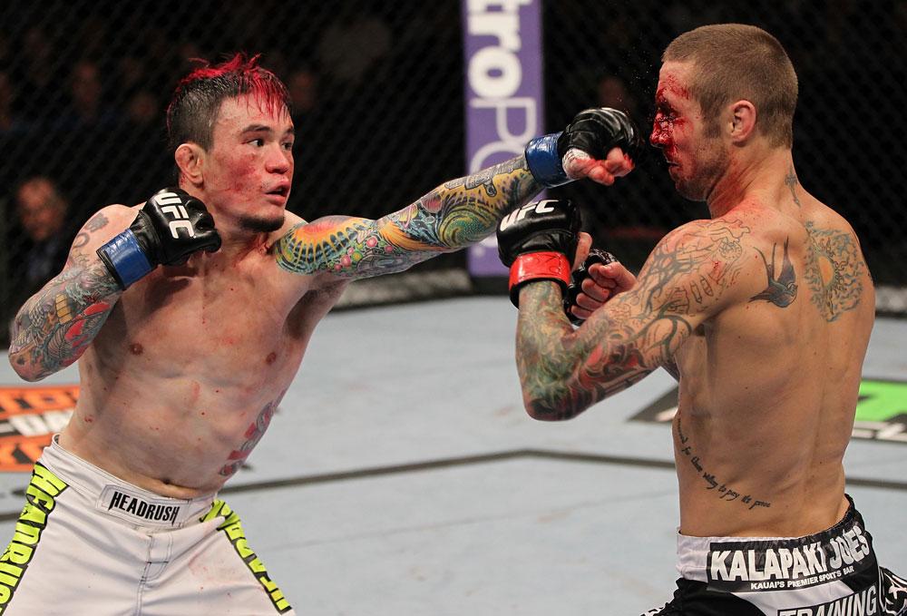 UFC bantamweight Scott Jorgensen