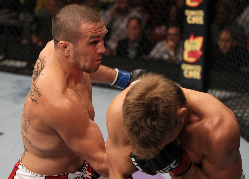 UFC welterweight Josh Neer