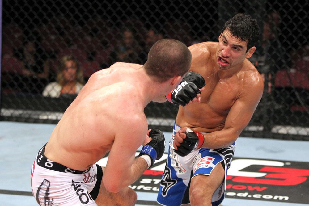 UFC lightweight Danny Castillo