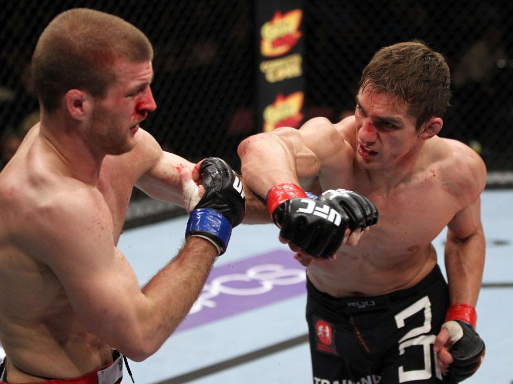 UFC welterweight John Hathaway