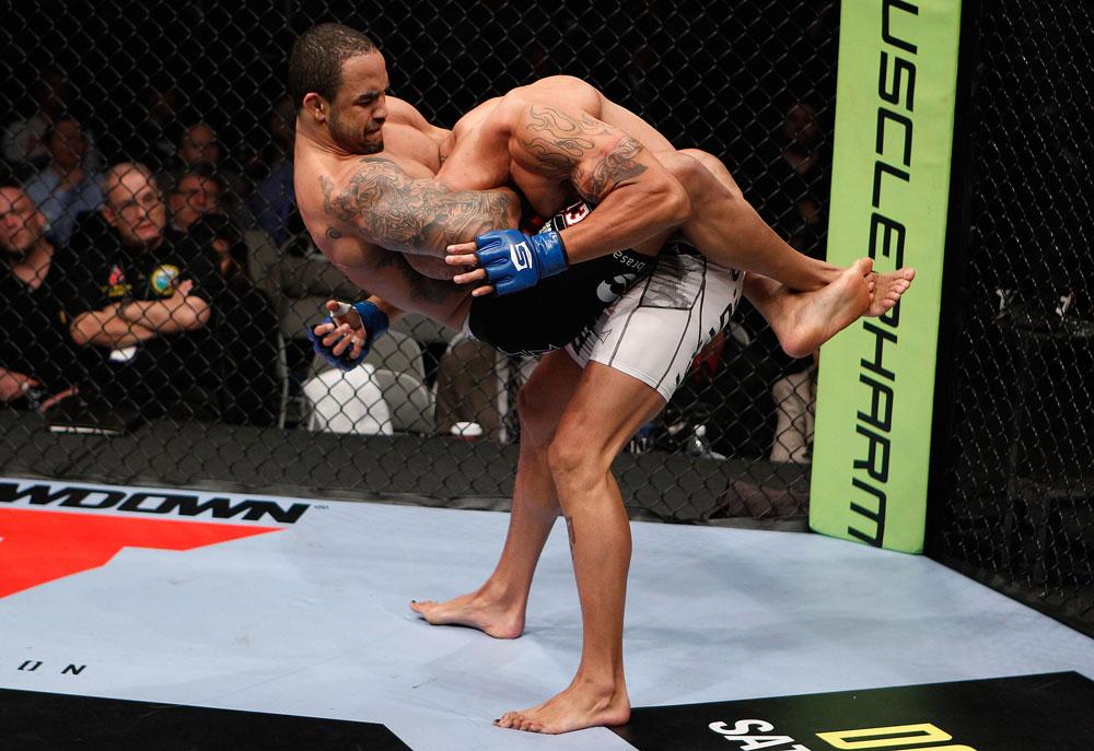 "UFC light heavyweight Rafael ""Feijao"" Cavalcante"