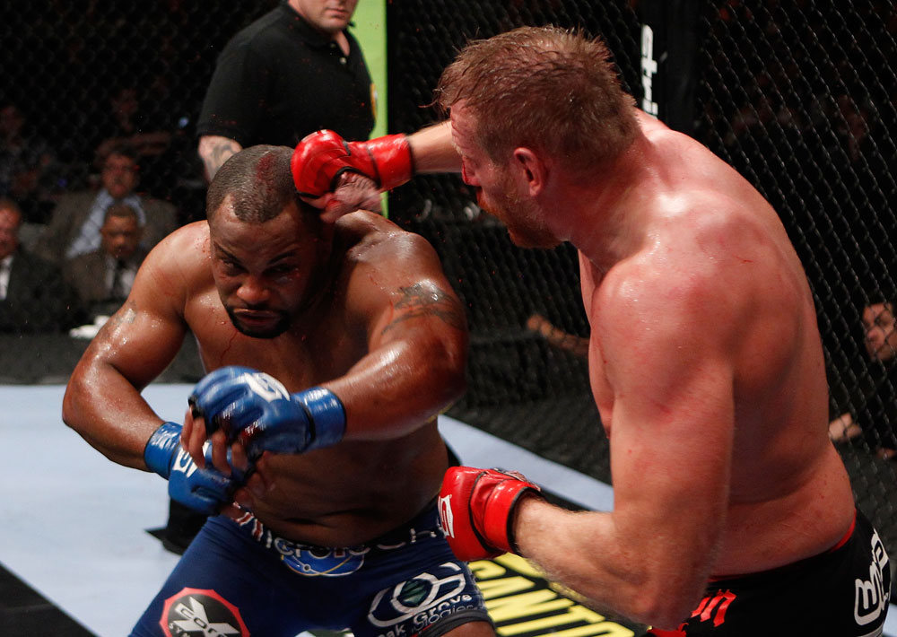 Strikeforce: Barnett vs. Cormier Results and highlights ...