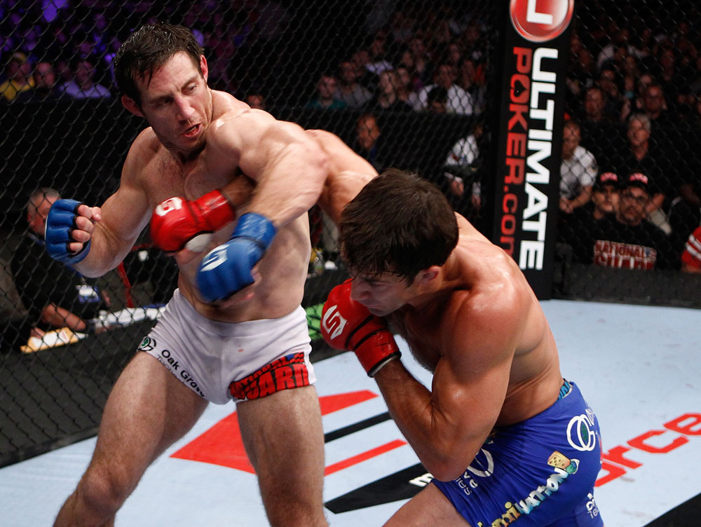 UFC middleweight Tim Kennedy