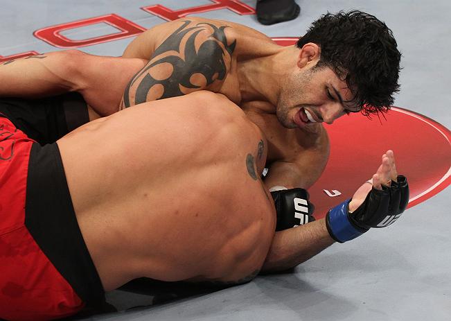 UFC welterweight Viscardi Andrade