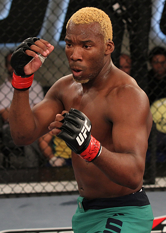 "TUF Brazil 2 finalist William ""Patolino"" Macario"
