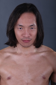"Featherweight: Allen ""Orangutan"" Chong (0-2), 31, fighting out of Malaysia