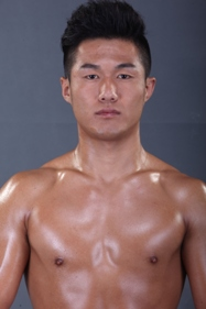 Featherweight: Fu Chang Xing (0-0), 21, fighting out of Ji Ling