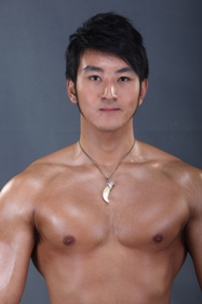 Welterweight: Li Jin Ying (0-0), 24, fighting out of Shenyang.