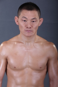 Featherweight: Ning Guang You (3-2), 31, fighting out of Beijing 