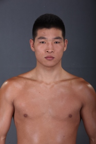 Welterweight: Wang Anying (2-0), 22, fighting out of Xian.