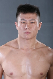 Welterweight: Wang Sai (6-4), 27, born in Shandong and fighting out of Beijing.