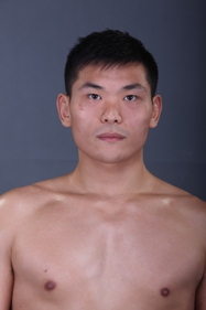 Welterweight: Wu Qize (1-0), 24, born in Henan, fighting out of Beijing