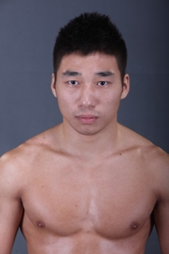Featherweight: Yao Zhi Kui (1-1), 22, born in Henan, fighting out of Beijing