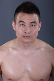 Welterweight: Zhu Qingxiang (0-0), 29, born in Shandong, fighting out of Beijing 