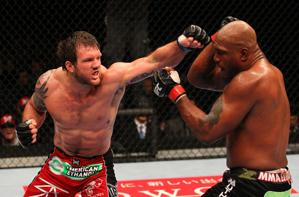 UFC 144 - Ryan Bader W3 Rampage Jackson