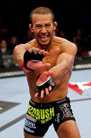 UFC bantamweight Ivan Menjivar