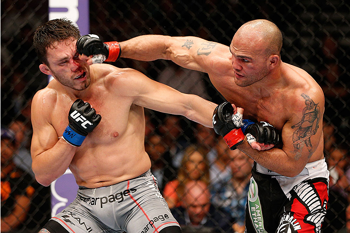 Robbie Lawler Keeps It Moving