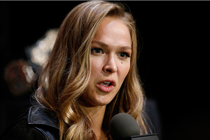 <a href='../fighter/Ronda-Rousey'>Ronda Rousey</a> stars in The Expendables III
