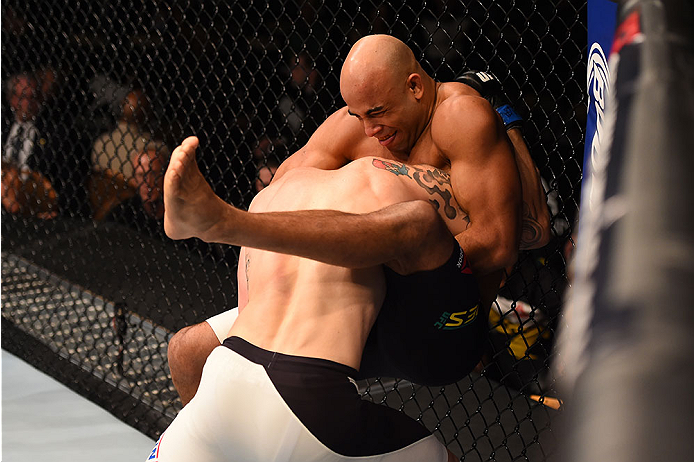 Warlley Alves (Photo by Josh Hedges/Zuffa LLC/Zuffa LLC via Getty Images)