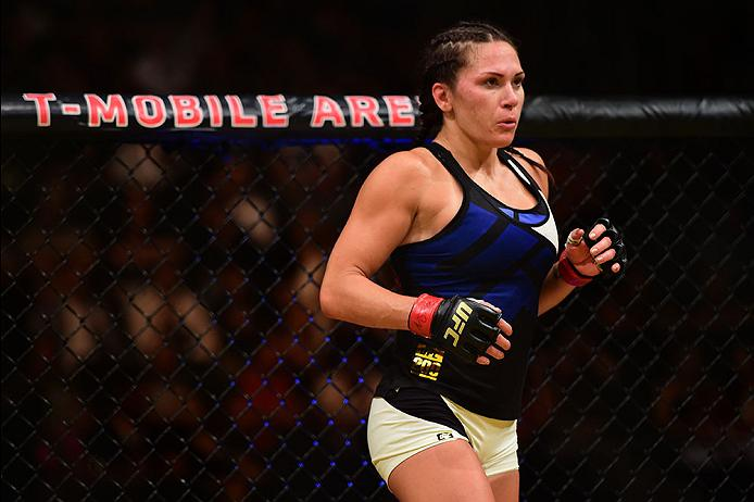 UFC 222 Results: Ketlen Vieira defeats Cat Zingano