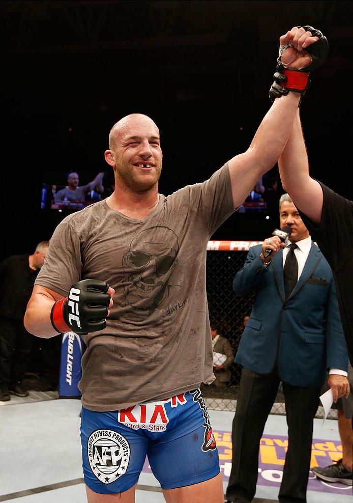 UFC light heavyweight Patrick Cummins