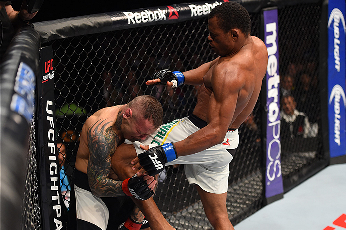 Francisco Trinaldo (Photo by Jeff Bottari/Zuffa LLC/Zuffa LLC via Getty Images)
