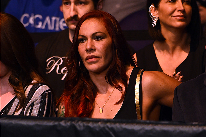 Cyborg at UFC Fight Night Phoenix