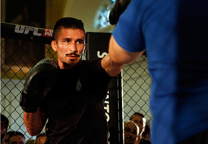 Ian McCall and The Warrior Way