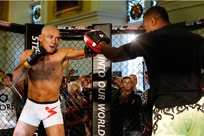 Diego Brandao: Redemption Awaits