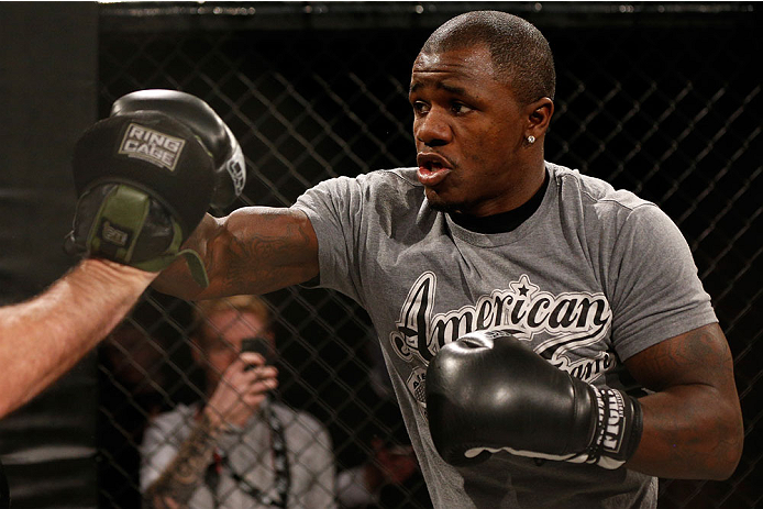 Melvin Guillard: Strike First