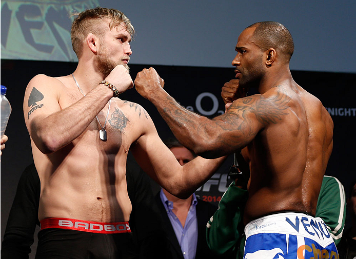 UFC Fight Night: Gustafsson vs. Manuwa
