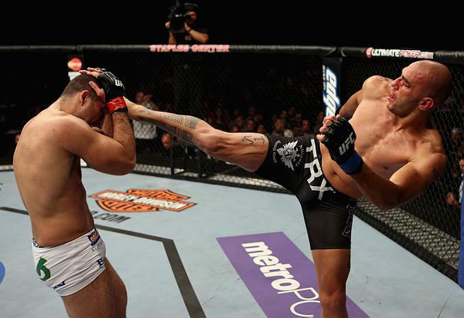 UFC heavyweight Brandon Vera