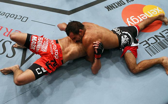 UFC featherweight Rani Yahya