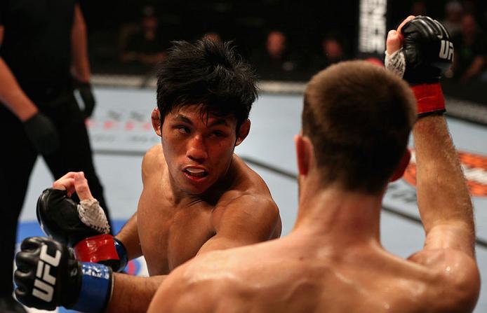 UFC bantamweight Nam Phan
