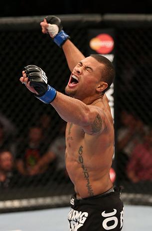 UFC lightweight Abel Trujillo