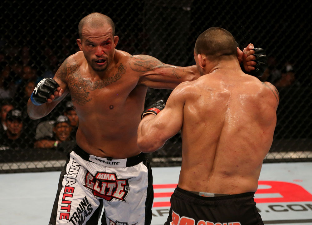 UFC light heavyweight Joey Beltran